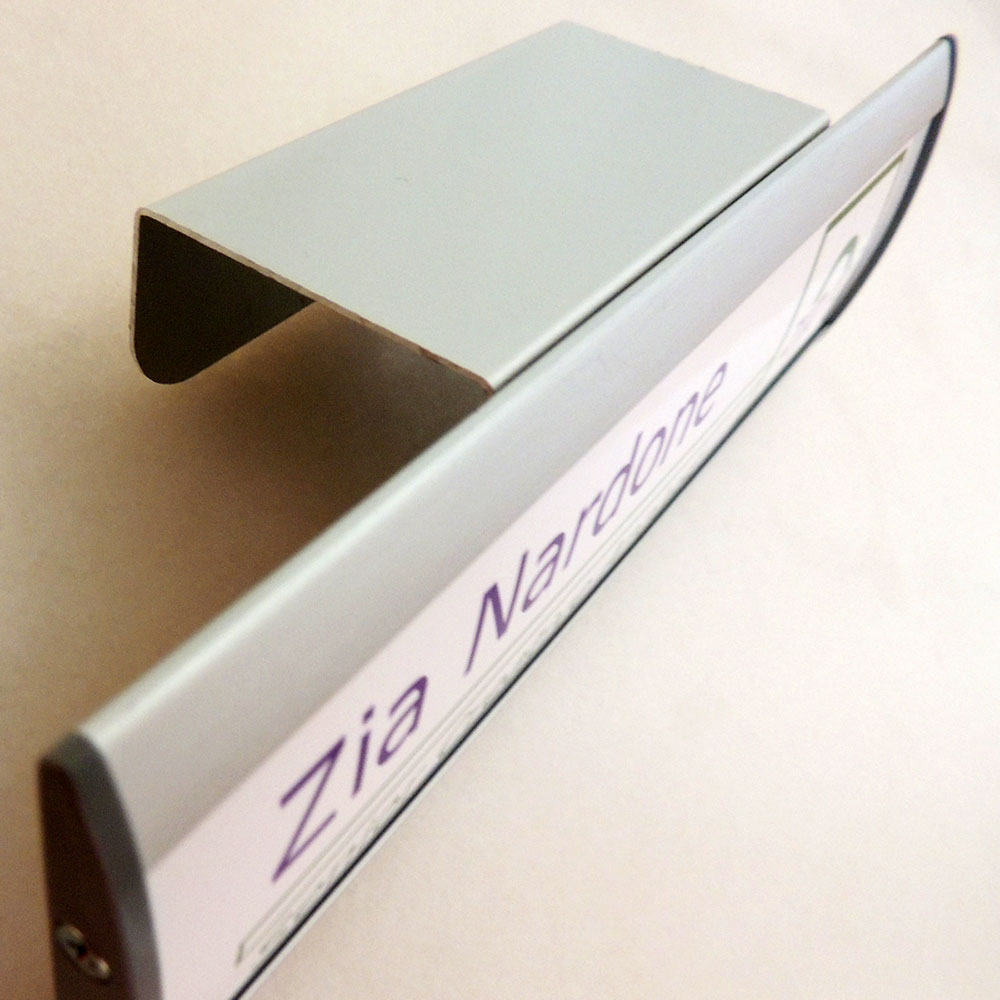 "Cubicle Sign - 2.75""H x 8.5""W - CU-VN70X85"