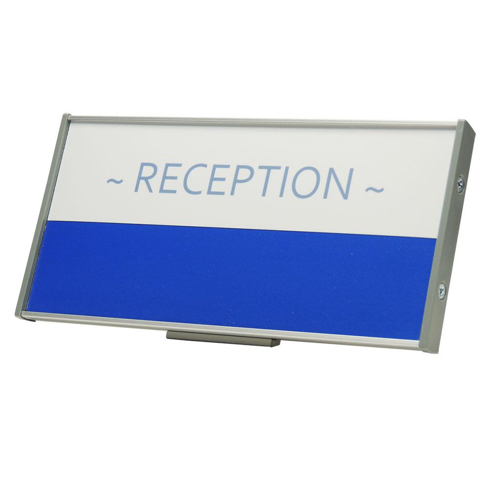 Sharp Portrait Table Sign - G4170