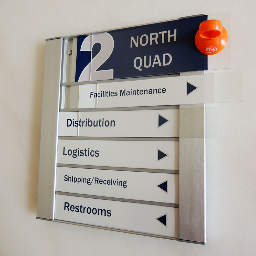 "Directory Sign - 31.5""H x 40""W - DF34"