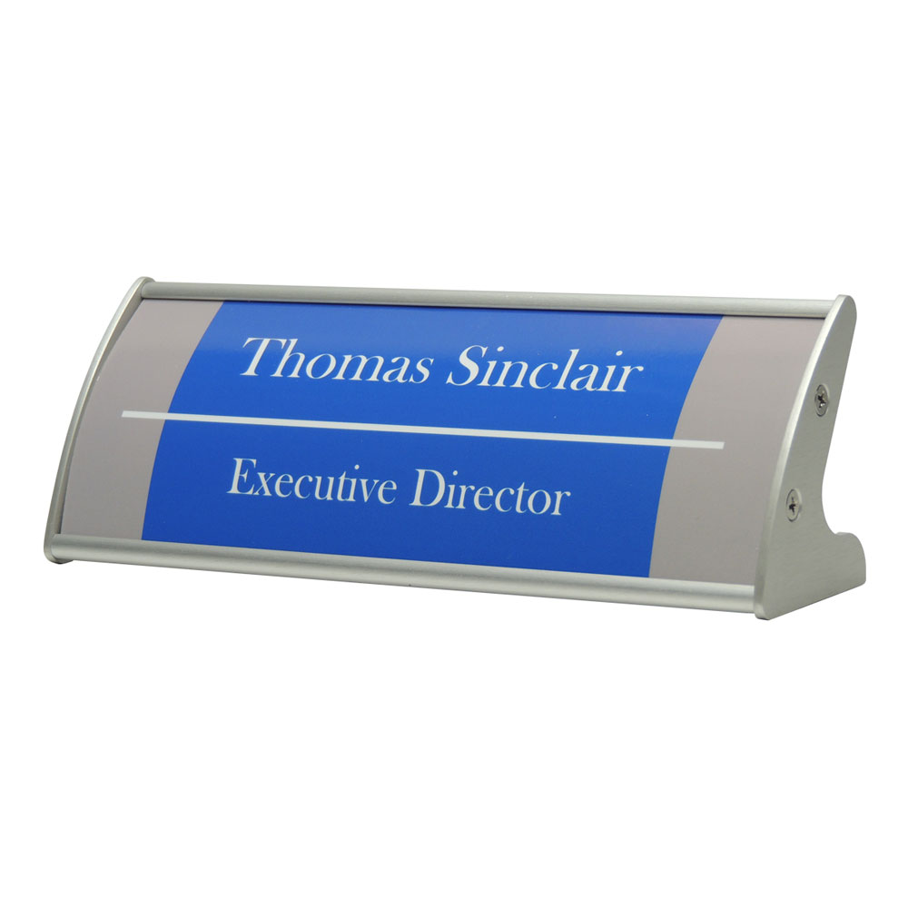 "Table Sign - 2.25""H x 6""W - T22"