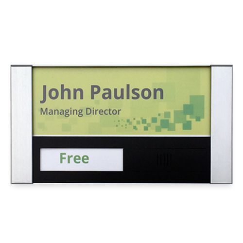 "Conference Room & Slider Sign - 5""H x 10""W - FLTRX5"