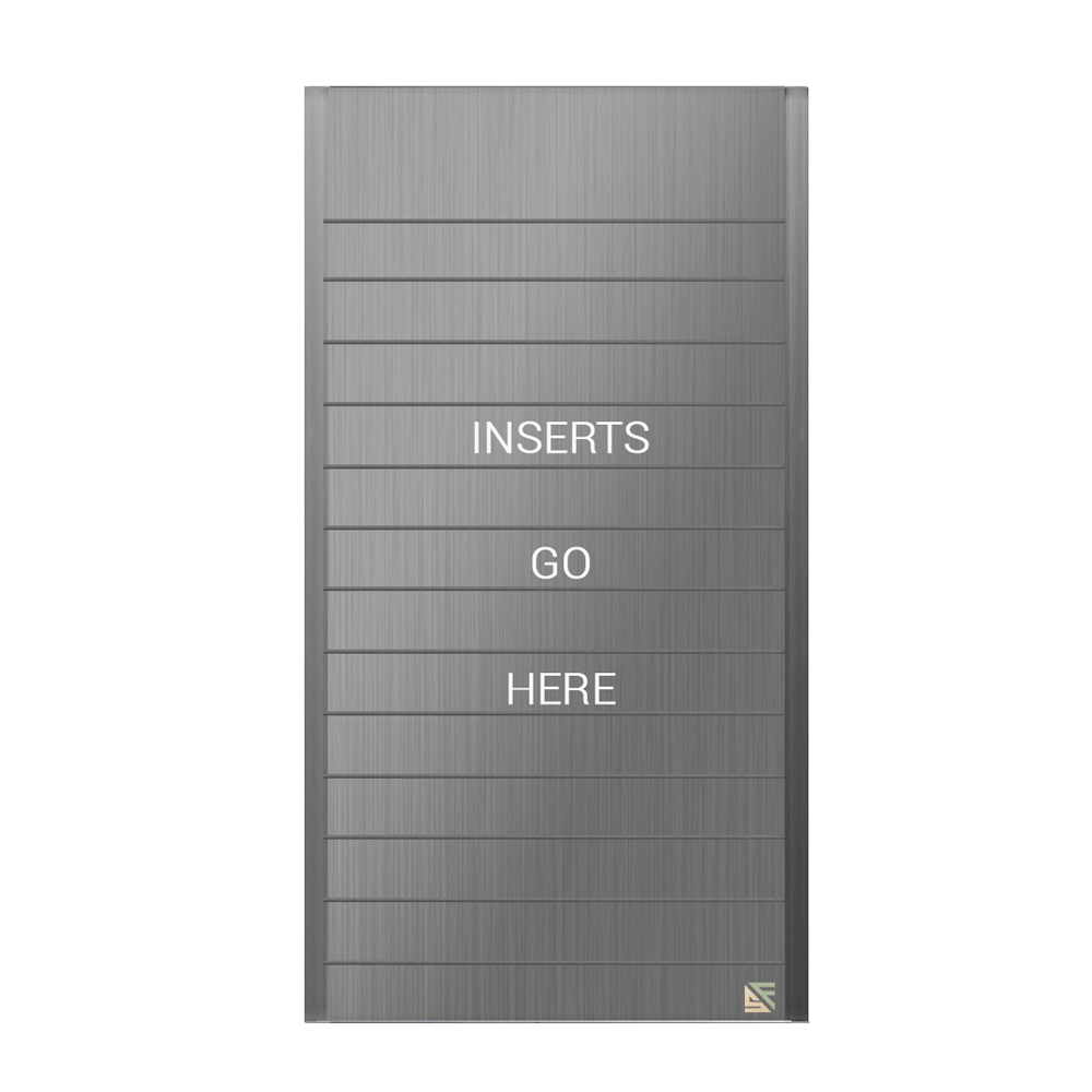 """Directory Sign - 39.5""""H x 24.75""""W - DF20"""