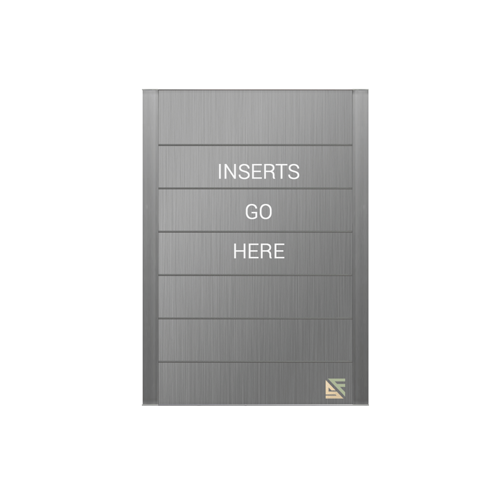 """Directory Sign - 16.5""""H x 12.25""""W - DF41"""