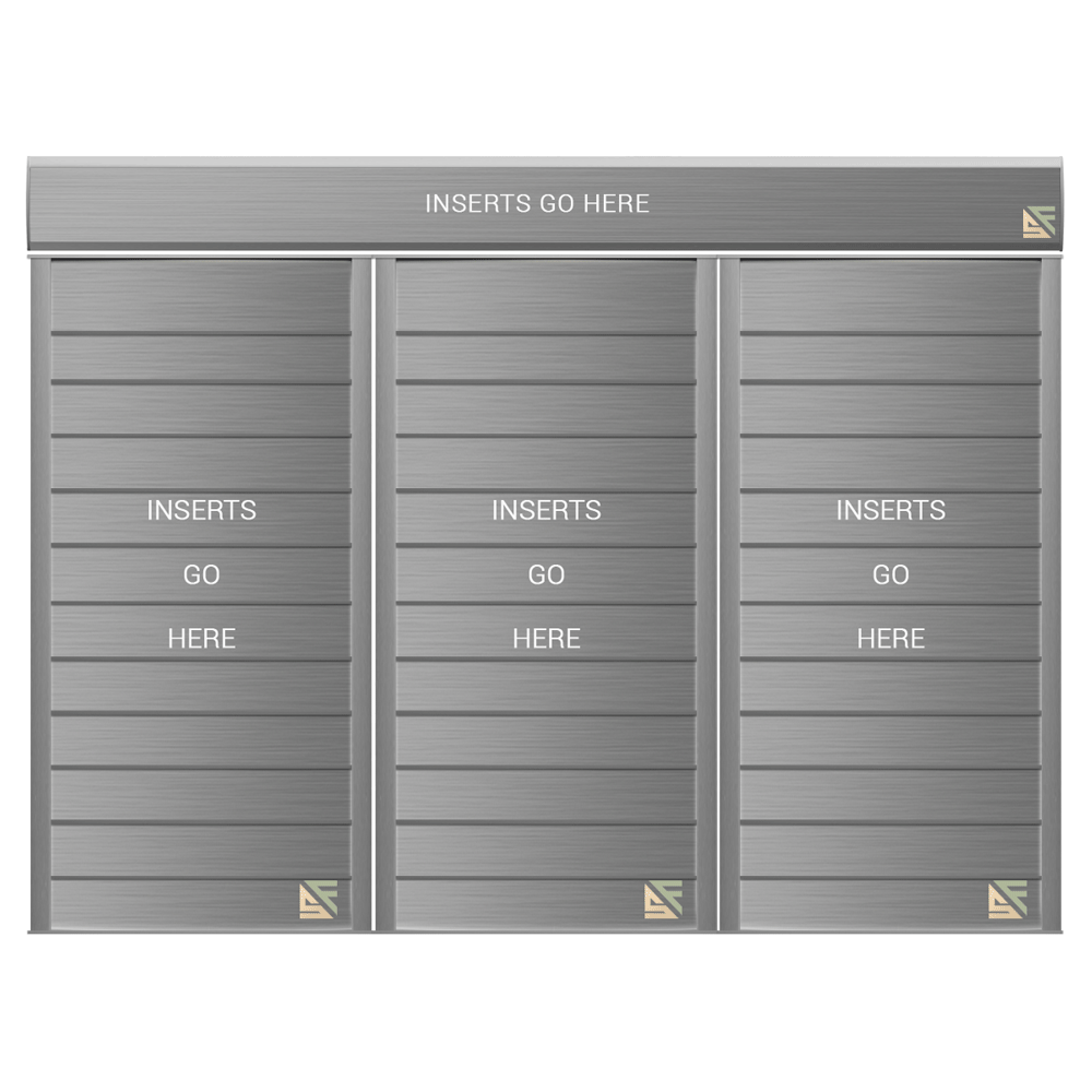 """Directory Sign - 26.75""""H x 27.5""""W - DN32"""