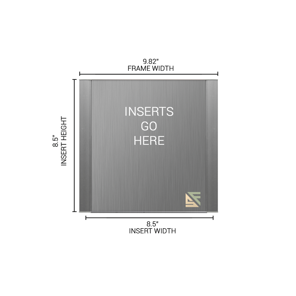 """Office Sign - 8.5""""H x 10""""W - WFFP157"""