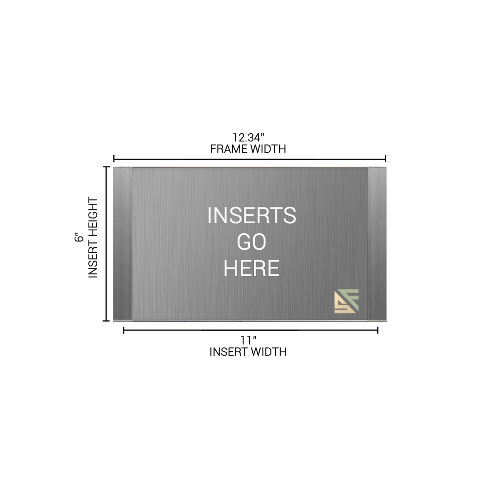 """Office Sign - 6""""H x 12.25""""W - WFFP158"""