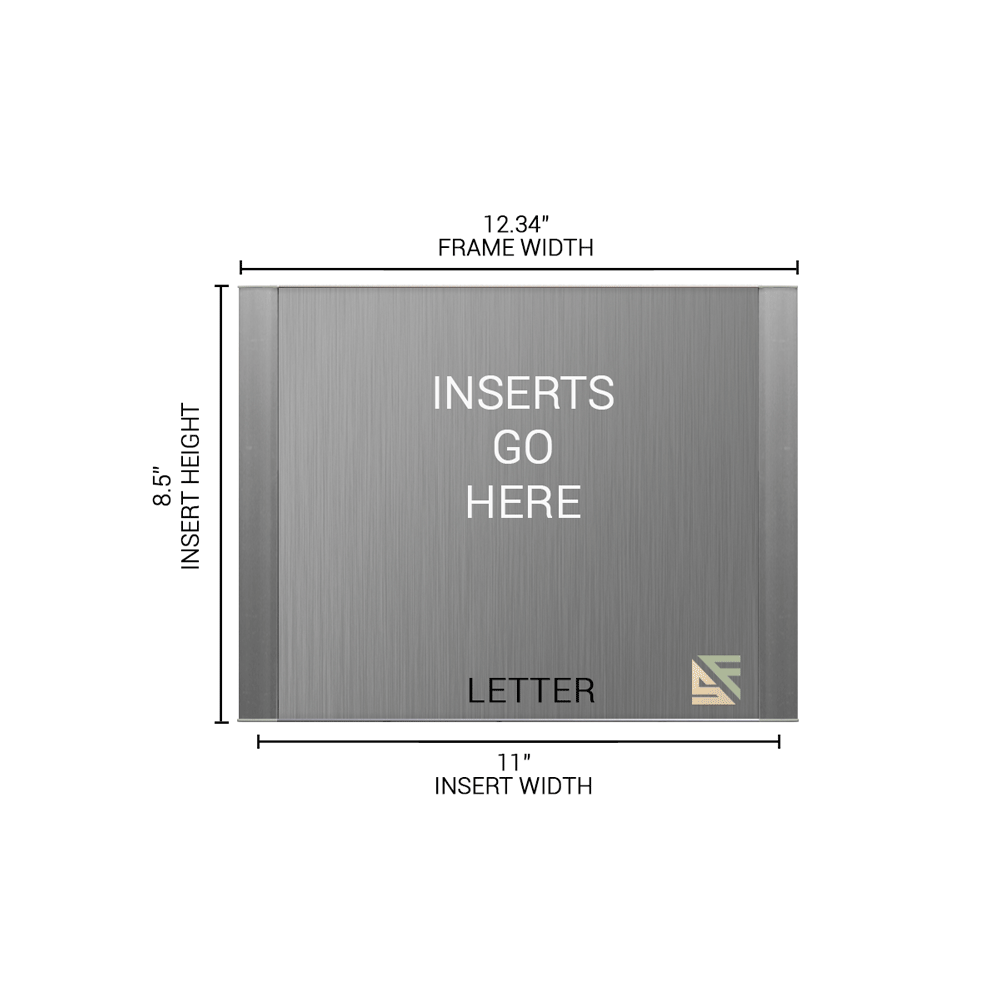 """Office Sign - 8.5""""H 12.25""""W - WFFP160"""