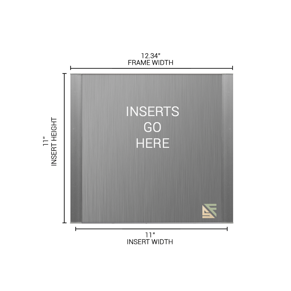 """Office Sign - 11""""H x 12.25""""W - WFFP164"""