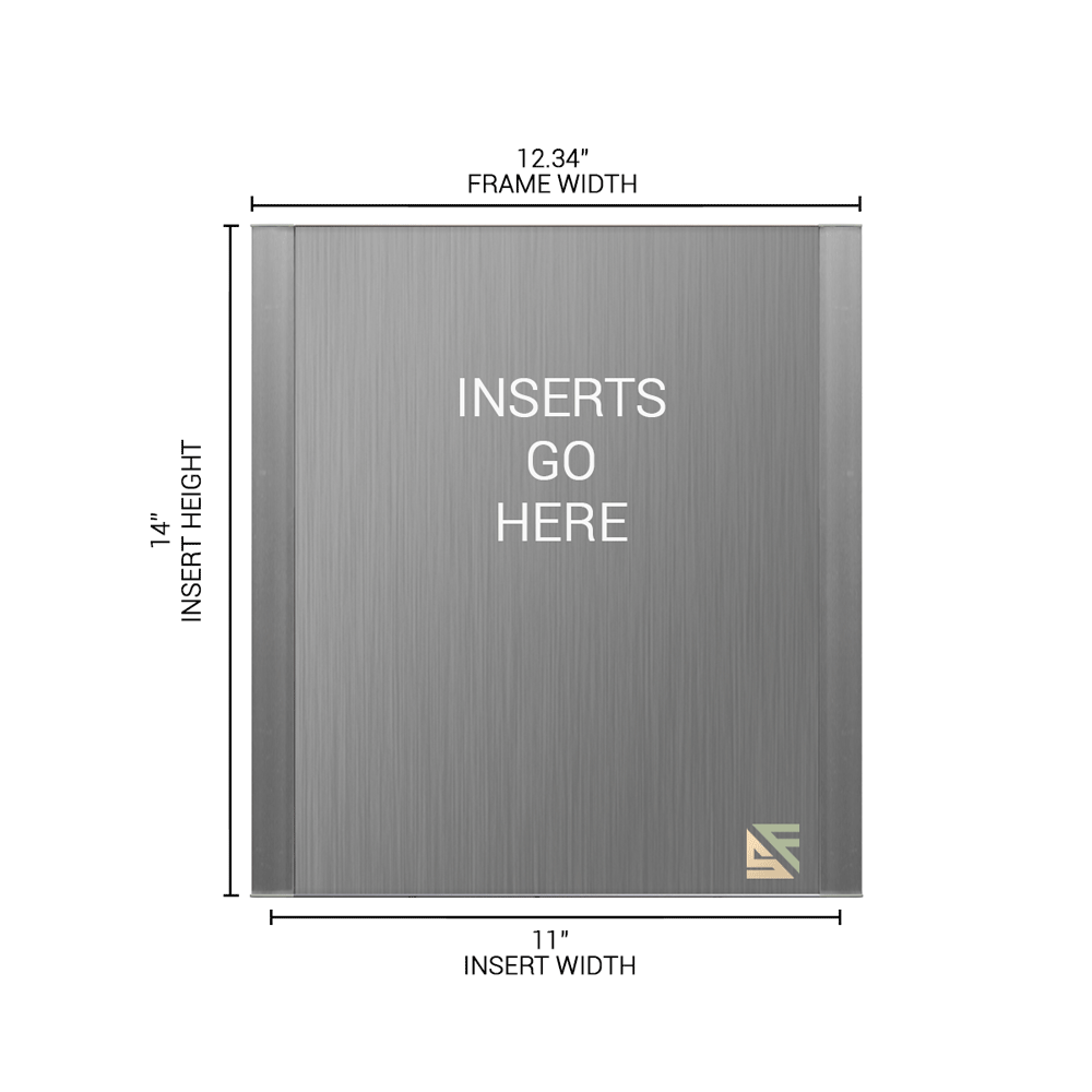 """Office Sign - 14""""H x 12.25""""W - WFFP166"""