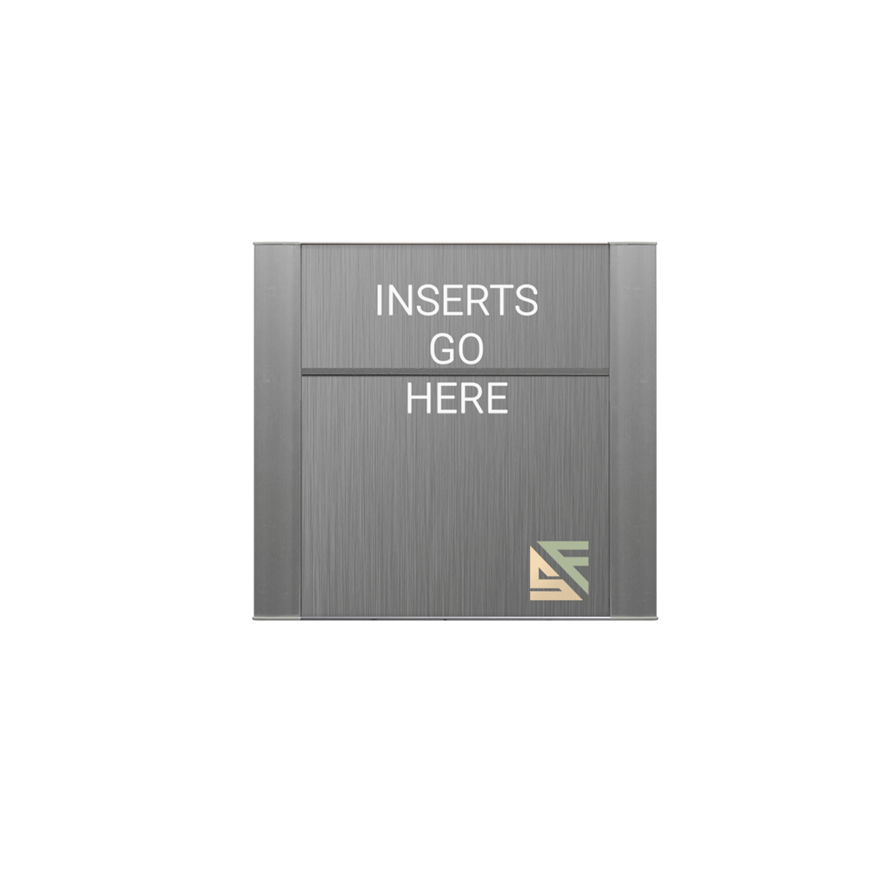 "Office Sign - 6""H x 6.25""W (2"" Top) - WFFP17"