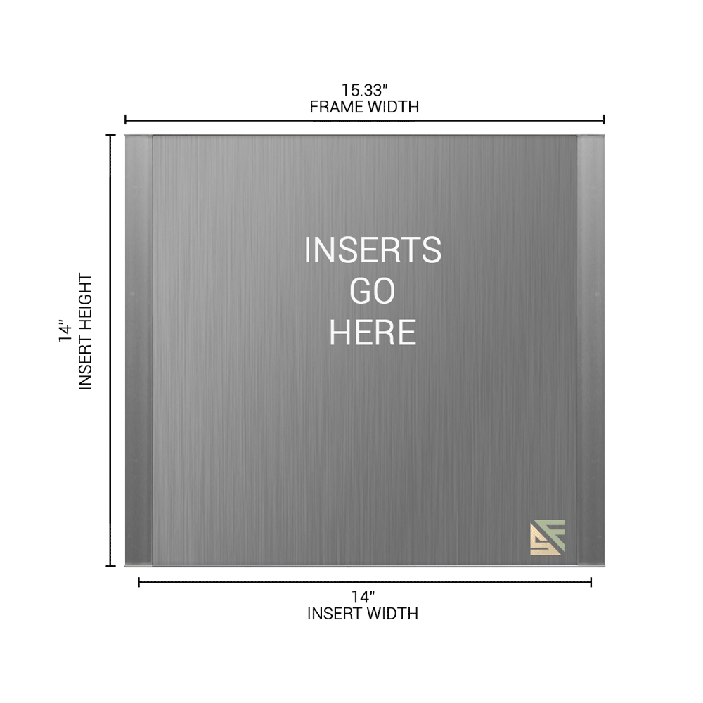 """Office Sign - 14""""H x 15.25""""W - WFFP175"""
