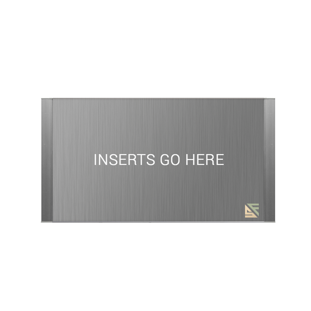 """Office Sign - 8.5""""H x 18.5""""W - WFFP186"""