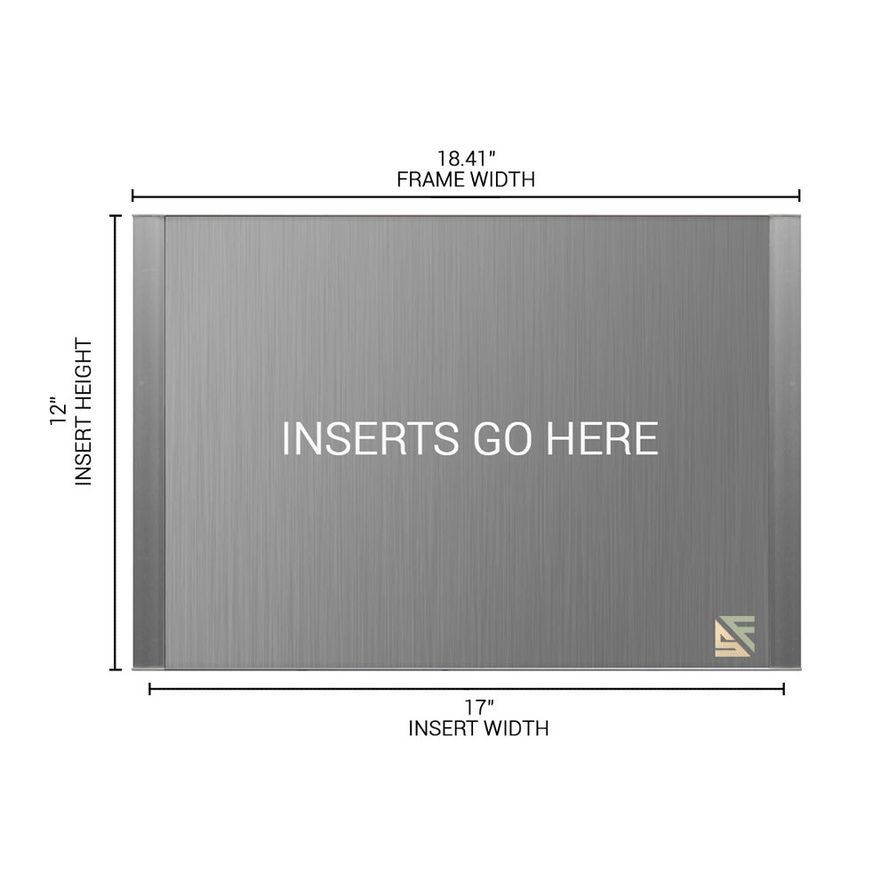 """Office Sign - 12""""H x 18.5""""W - WFFP188"""