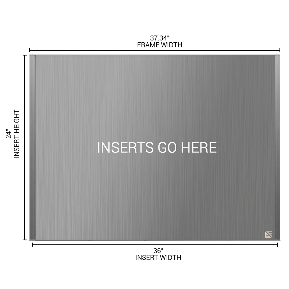 """Office Sign - 24""""H x 37.25""""W - WFFP256"""