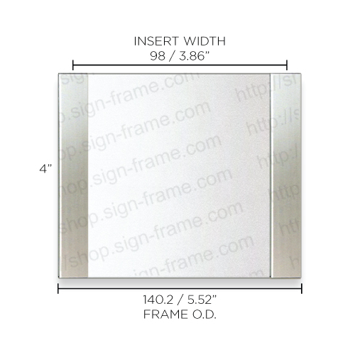 """Office Sign - 4""""H x 5.5""""W - WFFP3"""