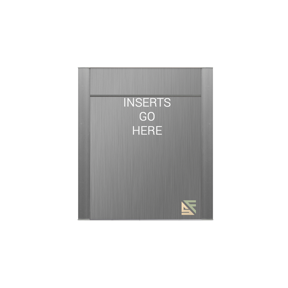 """Office Sign - 11""""H x 10""""W (2"""" Top) - WFFP85"""