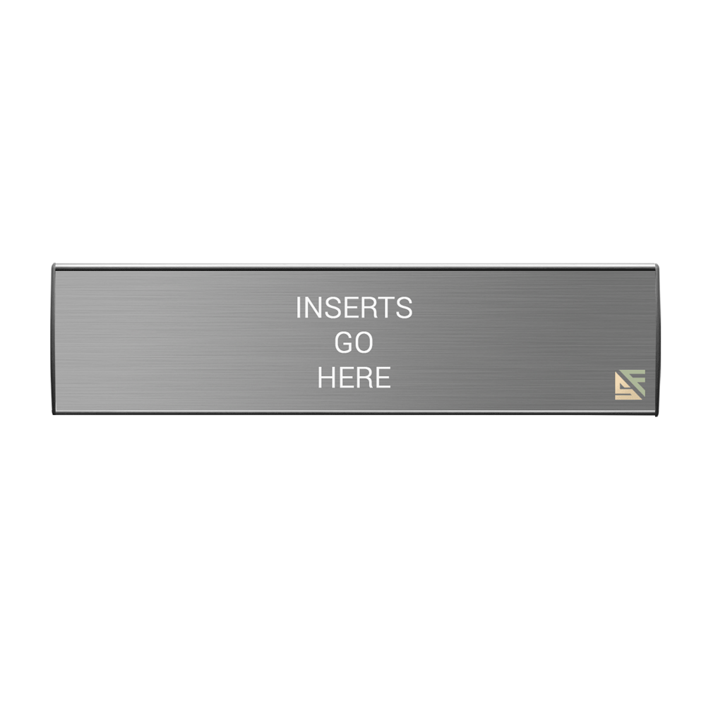 """Office Sign - 6""""H x 20""""W - WFL35"""
