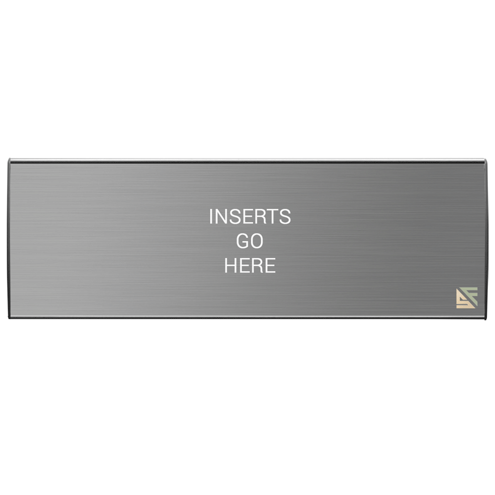 """Office Sign - 8""""H x 24""""W - WFL42"""