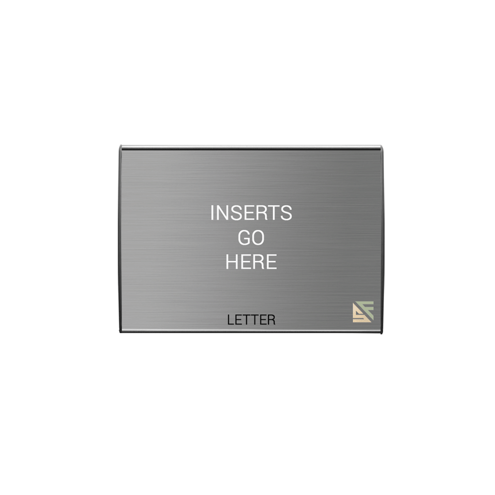 """Office Sign - 8.5""""H x 11""""W - WFL50"""