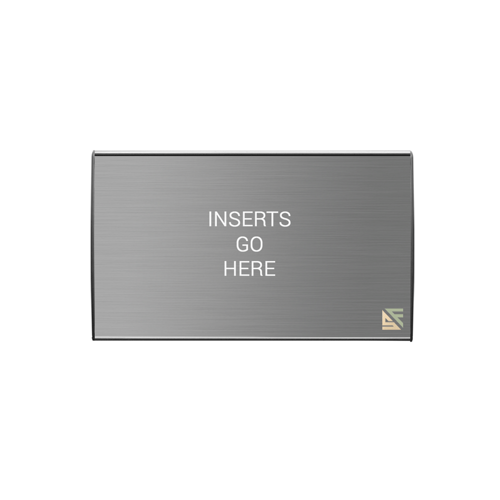 """Office Sign - 8.5""""H x 14""""W - WFL77"""