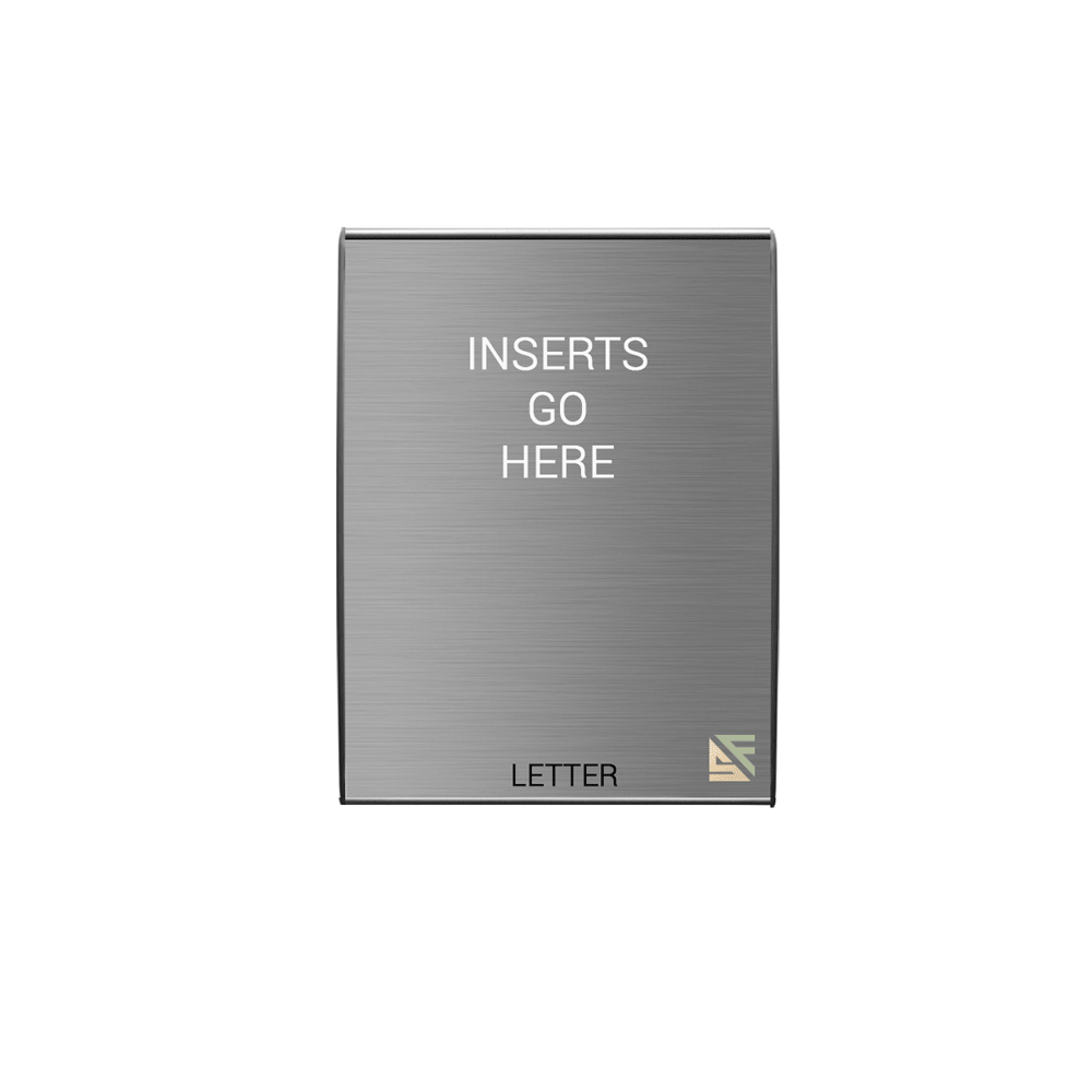 """Office Sign - 11""""H x 8.5""""W - WFL79"""