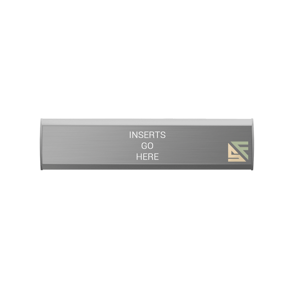 """Office Sign - 3.75""""H x 16""""W - WFNL15"""