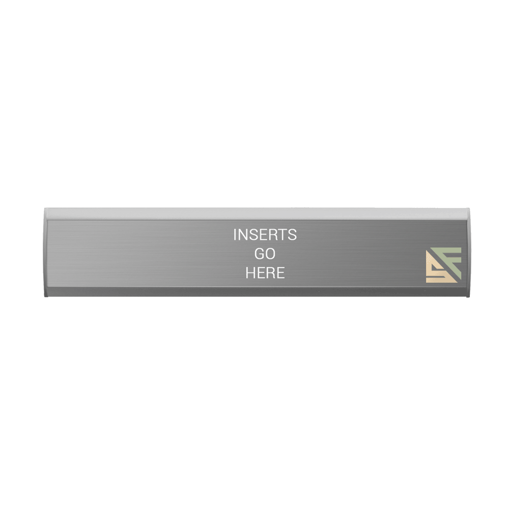 """Office Sign - 3.75""""H x 18""""W - WFNL16"""