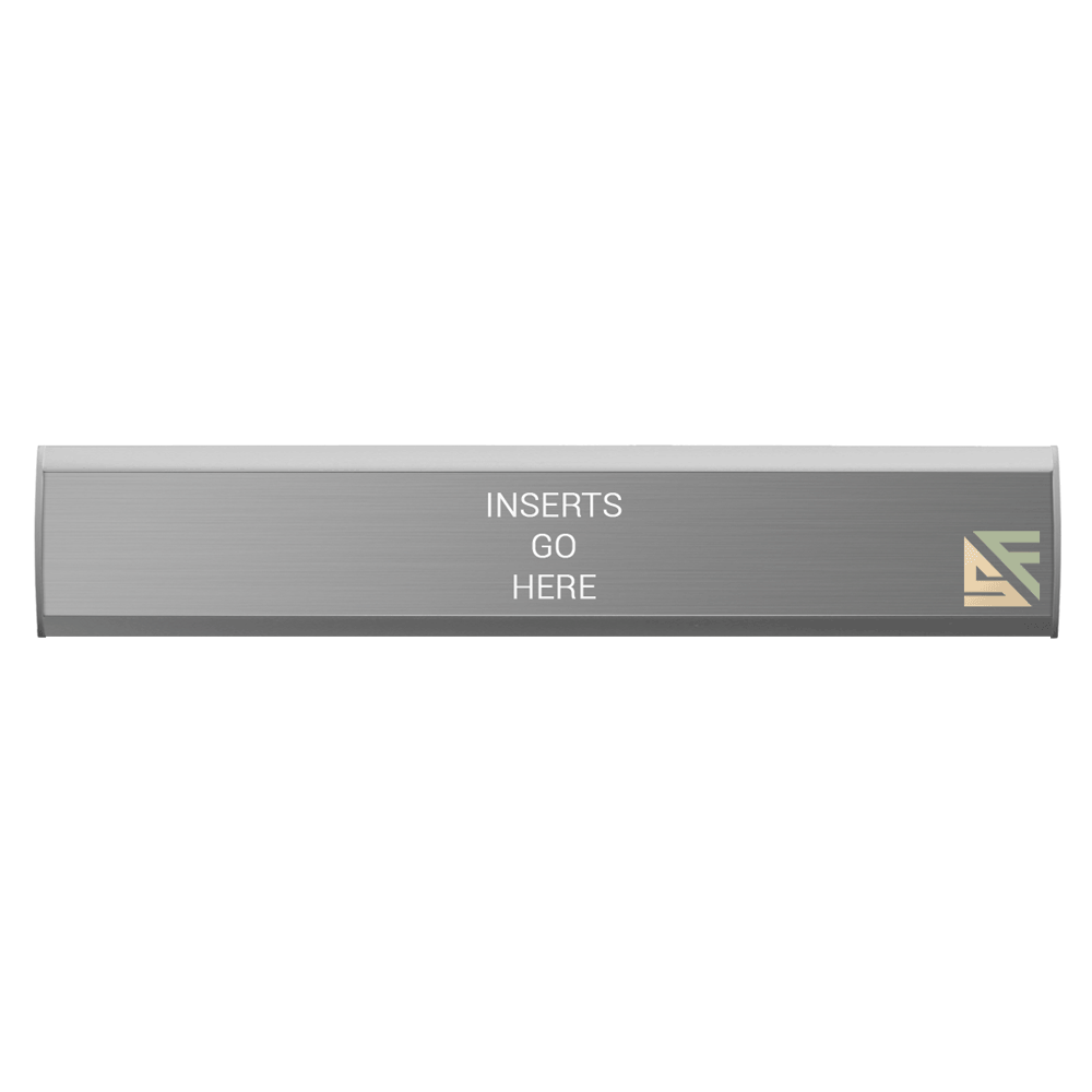 """Office Sign - 3.75""""H x 20""""W - WFNL17"""