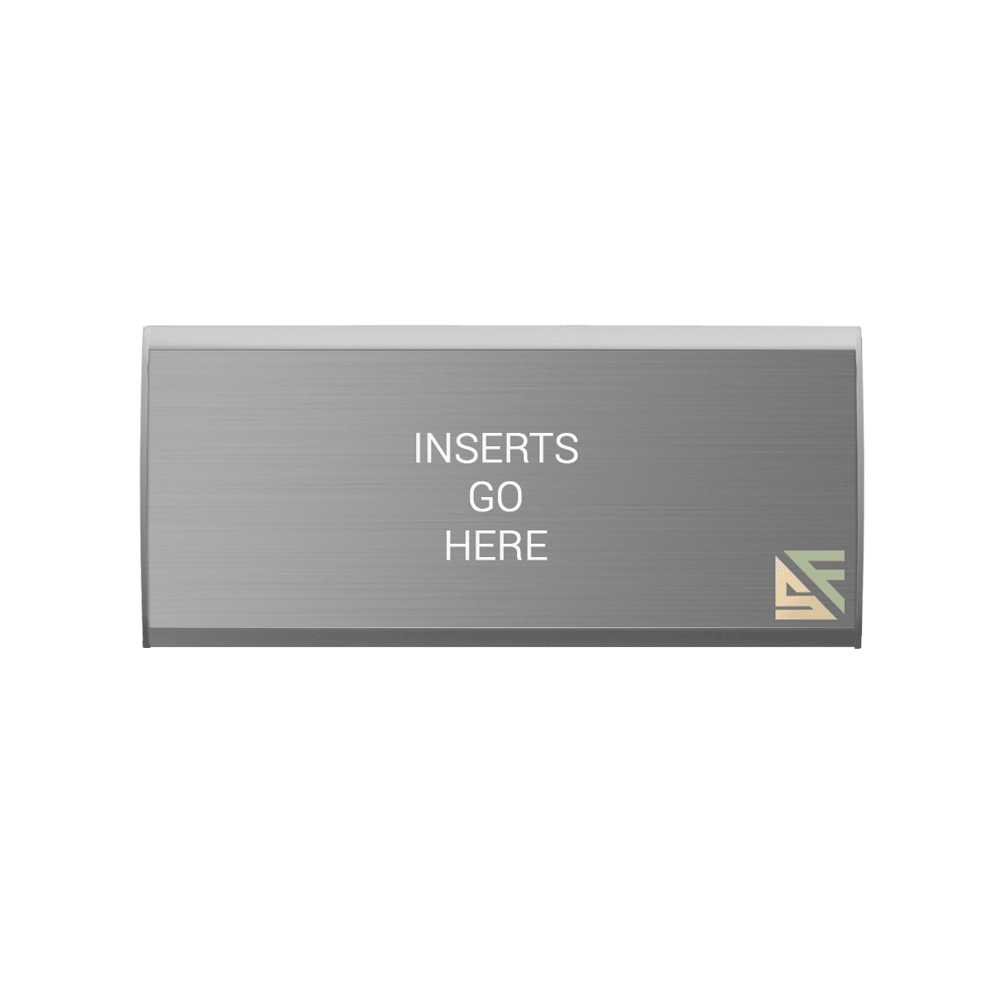 """Office Sign - 9""""H x 20""""W - WFNL47"""