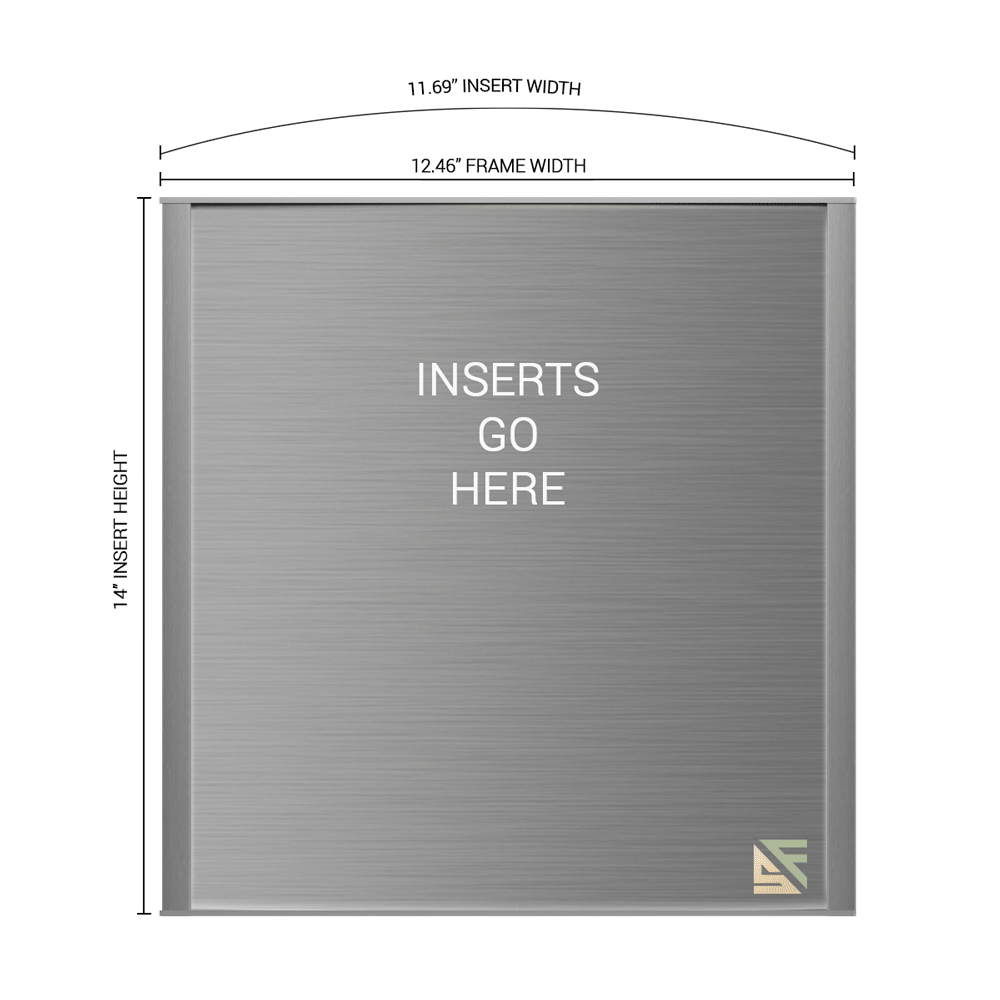 """Office Sign - 14""""H x 12.5""""W - WFNP100"""