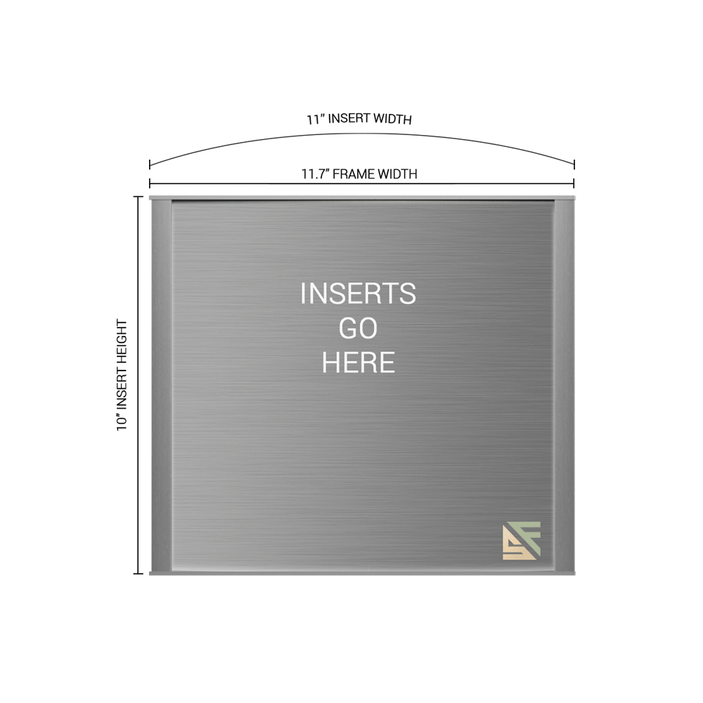 """Office Sign - 10""""H x 11.5""""W - WFNP162"""