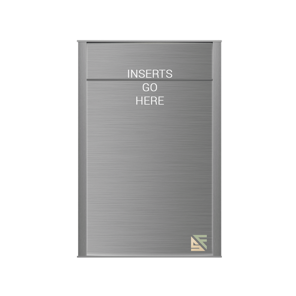 """Office Sign - 13.75""""H x 9""""W (2"""" Top) - WFNP69"""