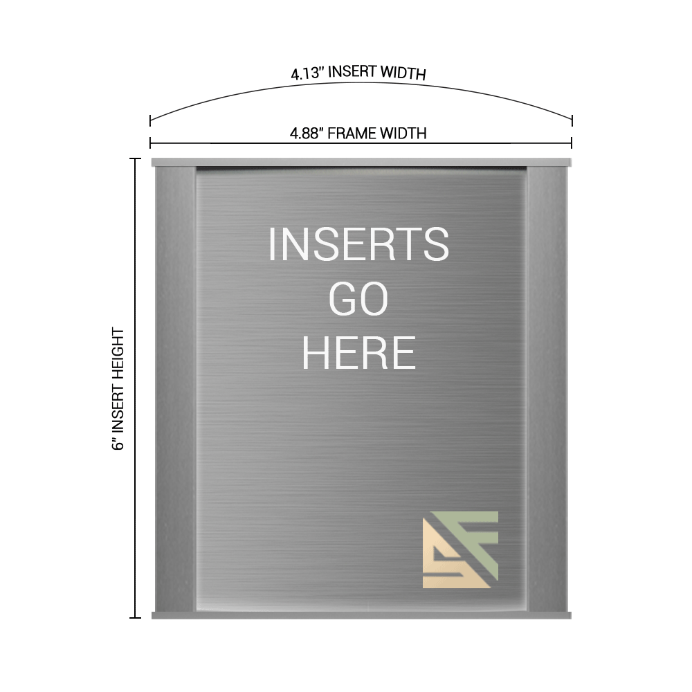 """Office Sign - 6""""H x 5""""W - WFNP7"""