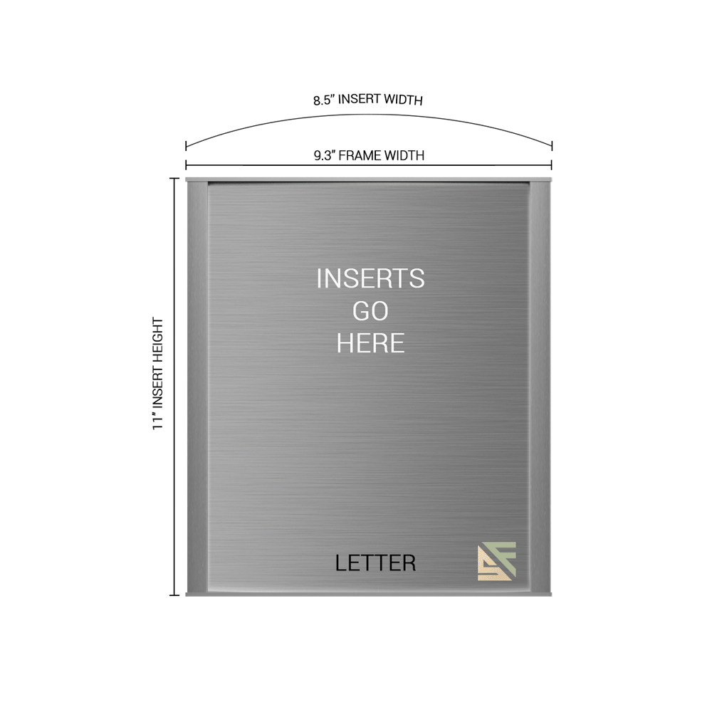 """Office Sign - 11""""H x 9.25""""W - WFNP84"""