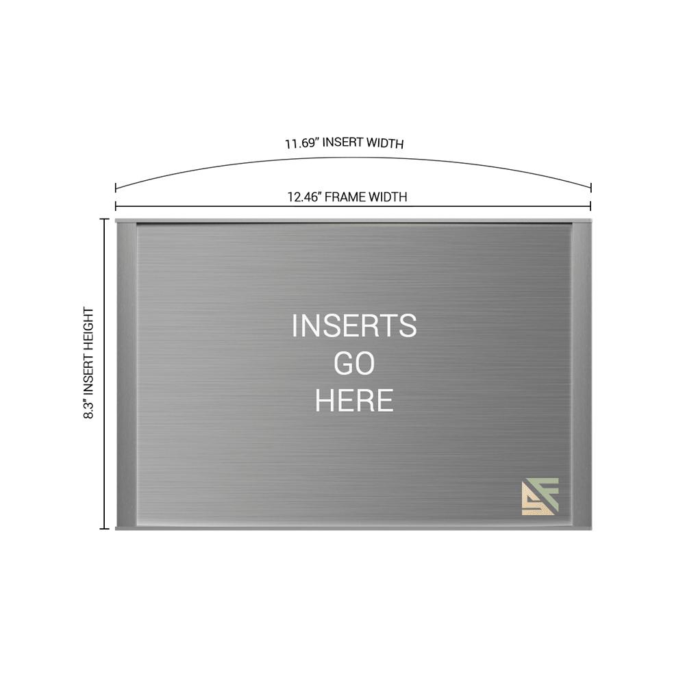 """Office Sign - 8.25""""H x 12.5""""W - WFNP94"""