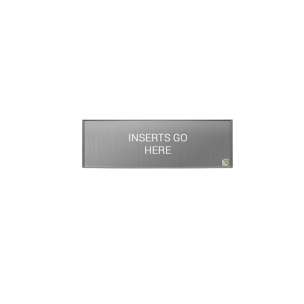 """Office Sign - 8""""H x 24""""W - WFP137"""