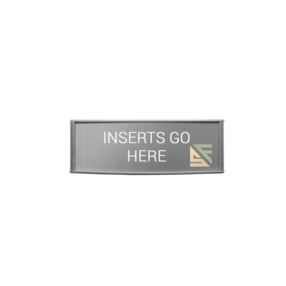 """Office Sign - 2""""H x 6""""W - WFP22"""