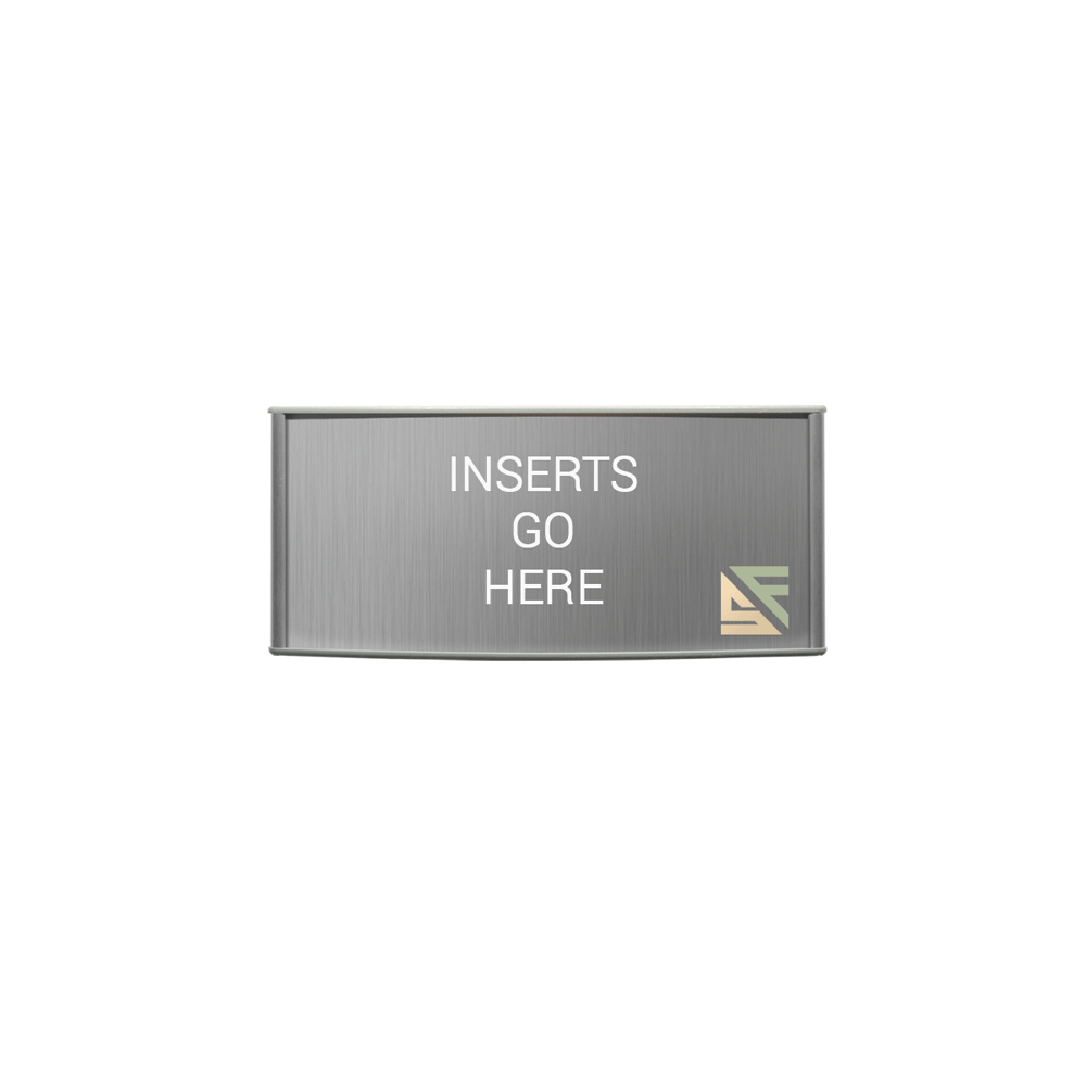 """Office Sign - 4""""H x 8.5""""W - WFP74"""