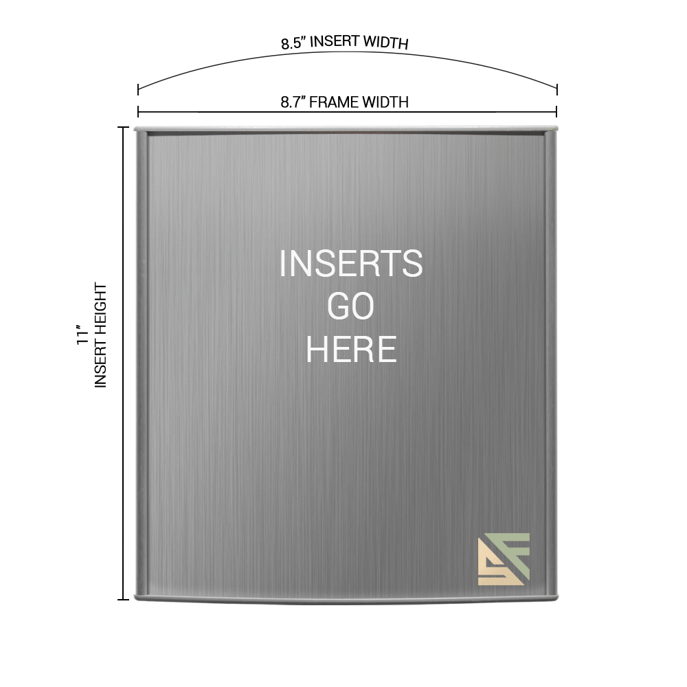 """Office Sign - 11""""H x 8.5""""W - WFP84"""