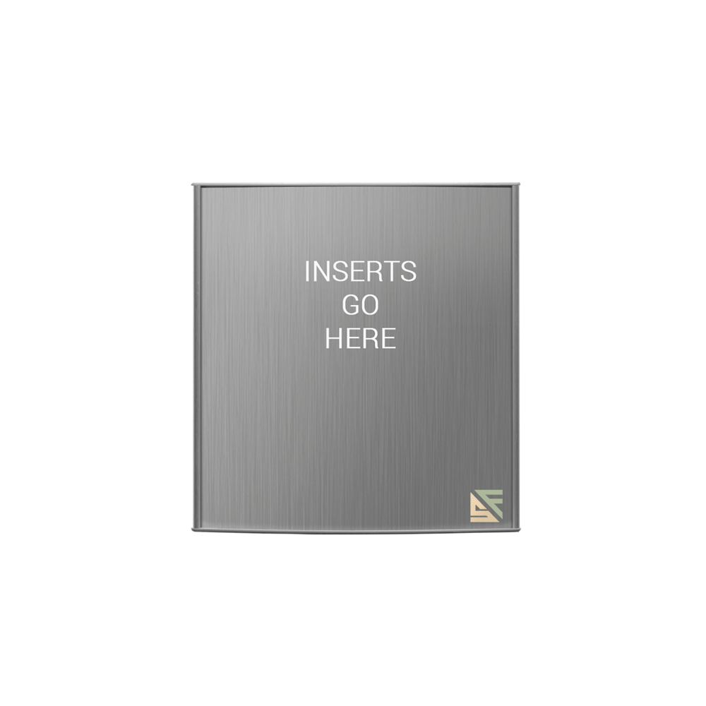 """Office Sign - 12""""H x 12""""W - WFP98"""