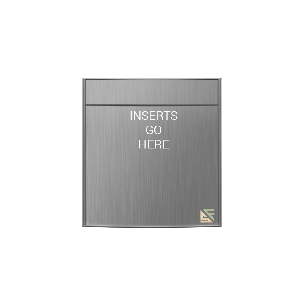"""Office Sign - 12""""H x 12""""W (2"""" Top) - WFP99"""