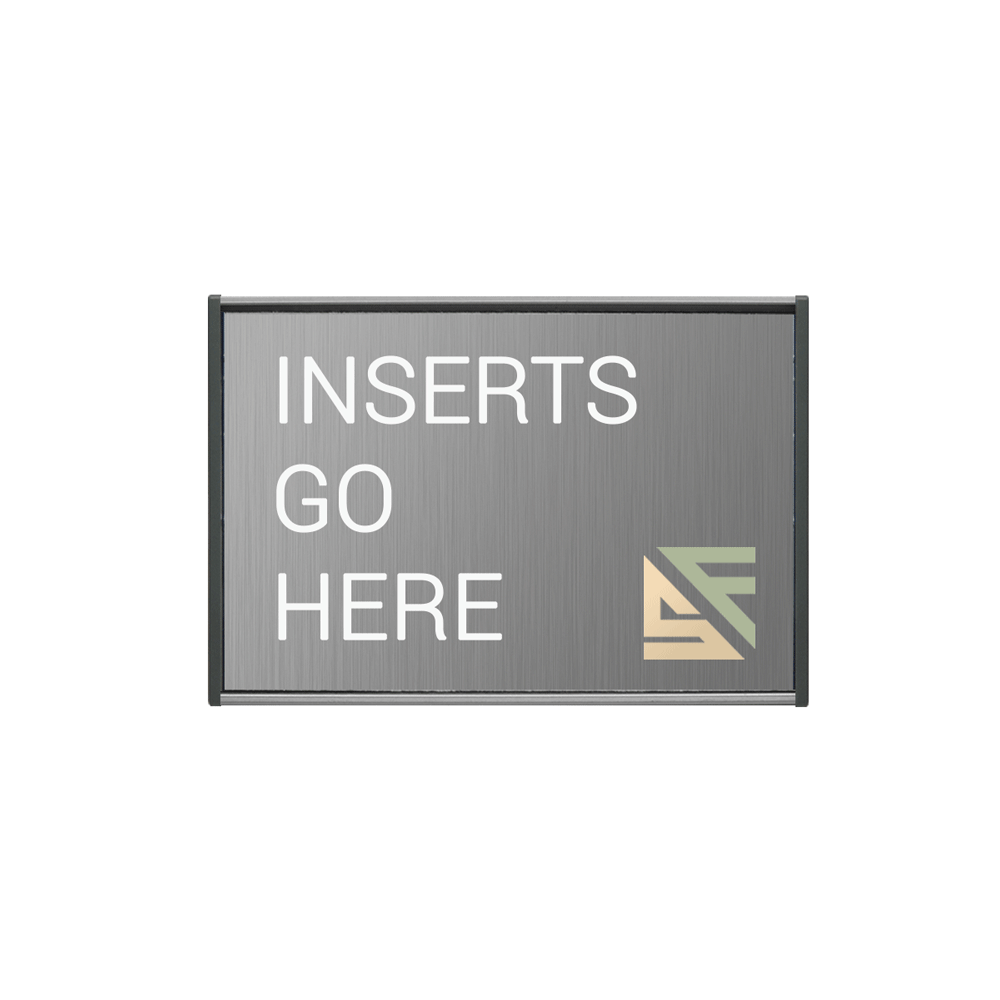 "Office Sign - 3""H x 5.75""W - WFS2E30"