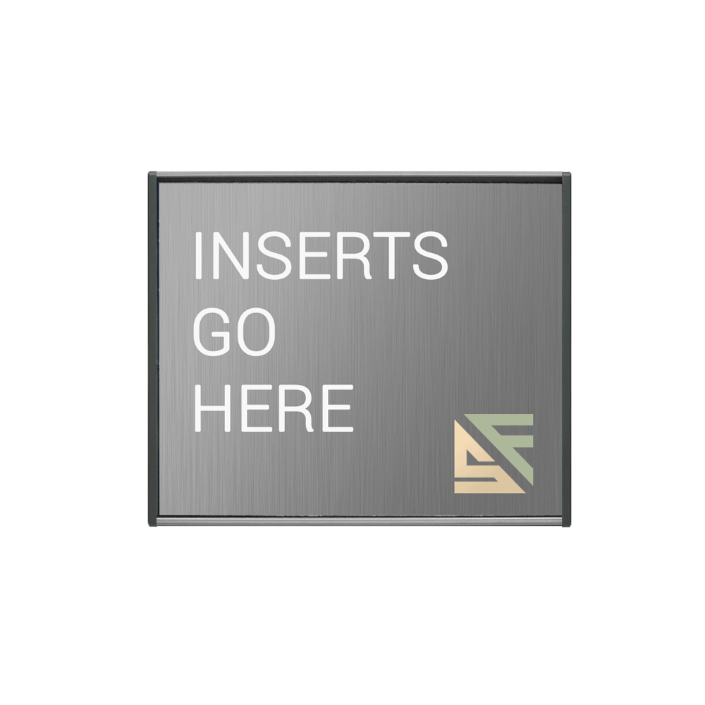"Office Sign - 5""H x 5.75""W - WFS2E35"