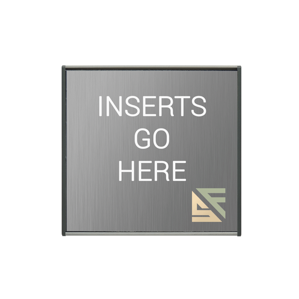 "Office Sign - 6""H x 5.75""W - WFS2E37"