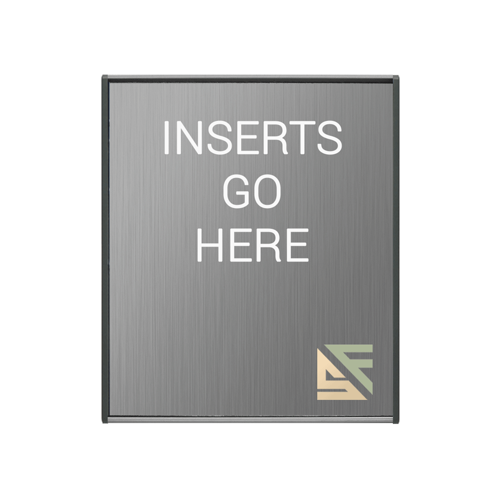 "Office Sign - 8""H x 5.75""W - WFS2E39"