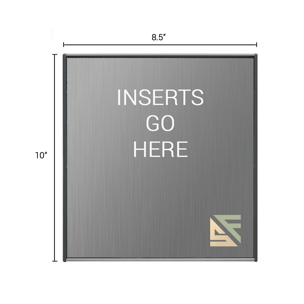 "Office Sign - 10""H x 8.5""W - WFS2E79"