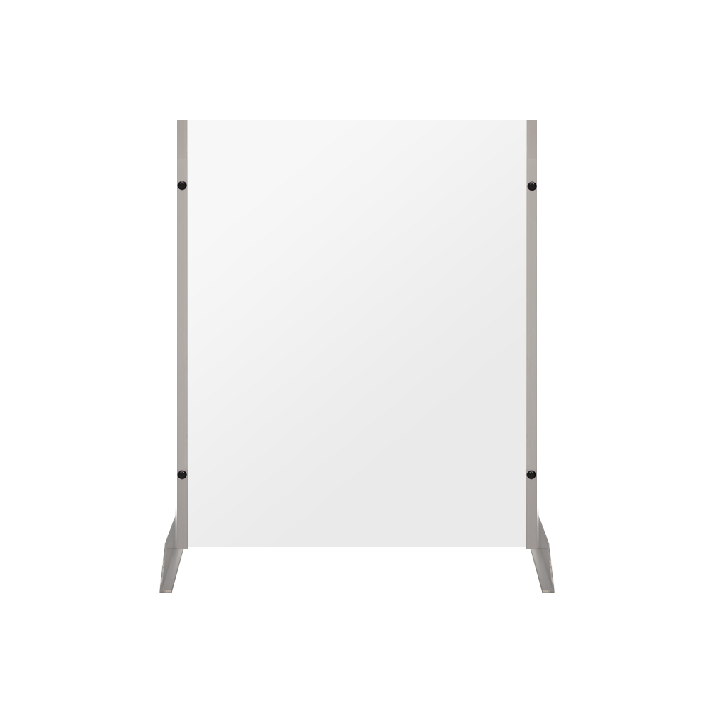 "Clear Acrylic Sneeze Guard - 36""H x 24""W - SG17"