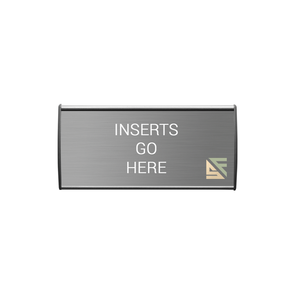 """Table Sign - 5""""H x 8""""W - T31"""