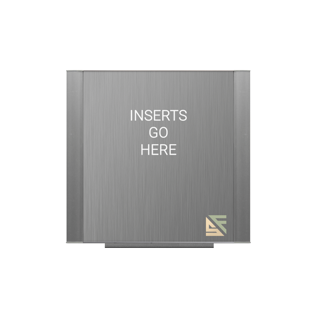 "Table Sign - 8""H x 9""W - TF12"