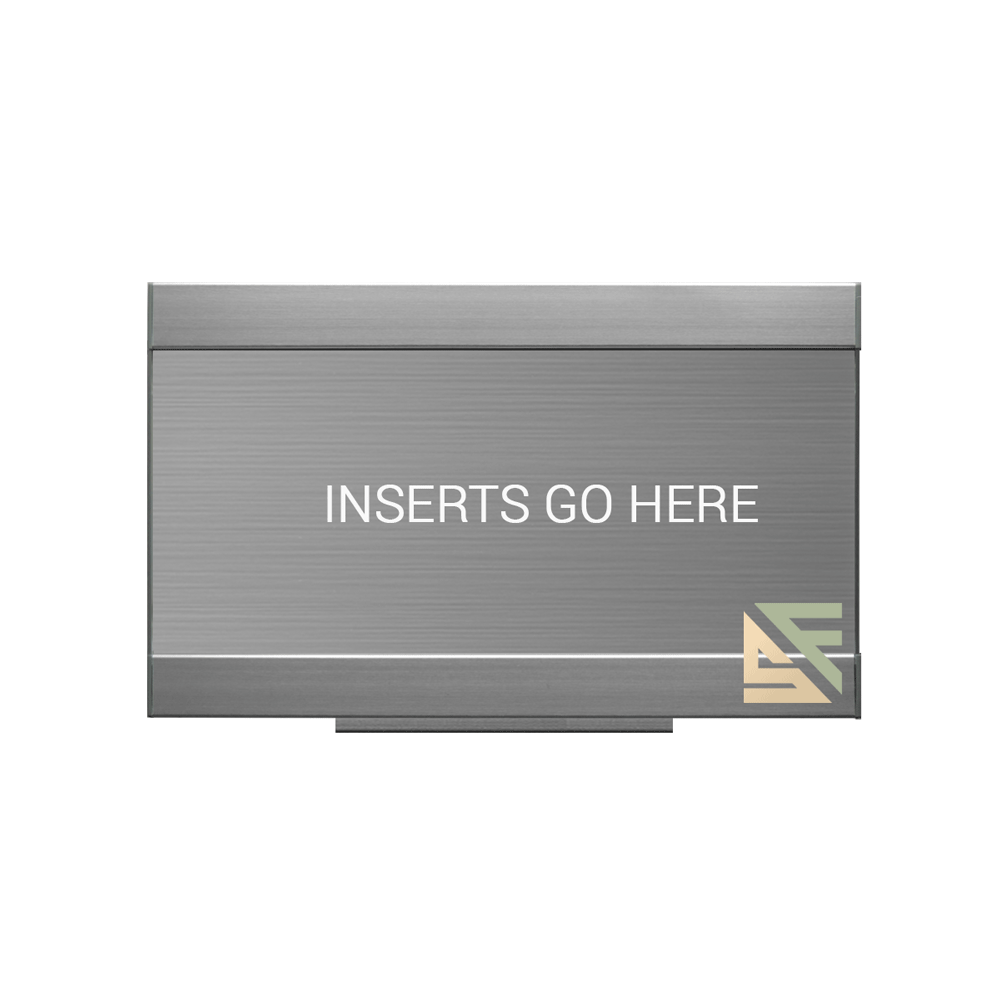 """Table Sign - 7.5""""H x 10""""W - TF35"""